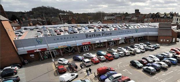 Thumbnail Retail premises to let in Burton Place Shopping Centre, Worthington Way, Burton Upon Trent, Staffordshire