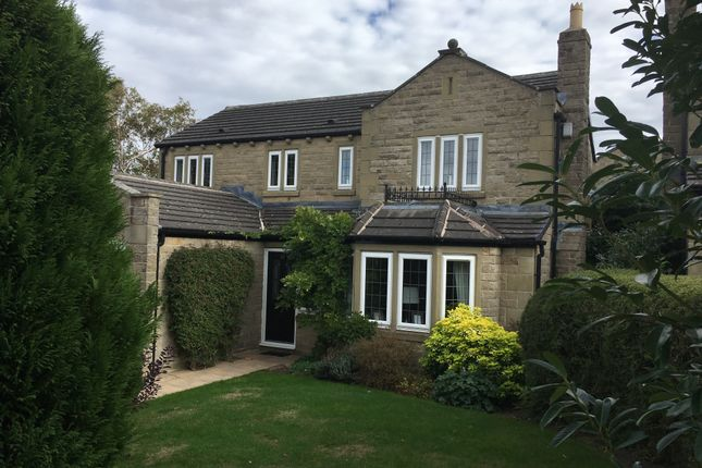 Thumbnail Detached house for sale in Shepley, Huddersfield, West Yorkshire