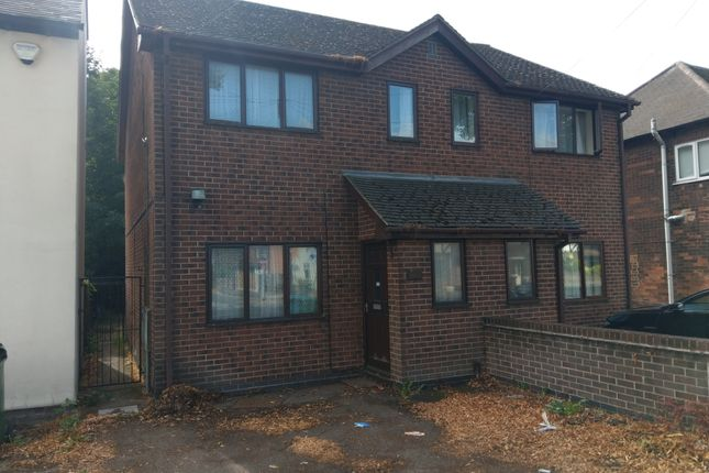 Thumbnail Semi-detached house for sale in Beeston Road, Nottingham