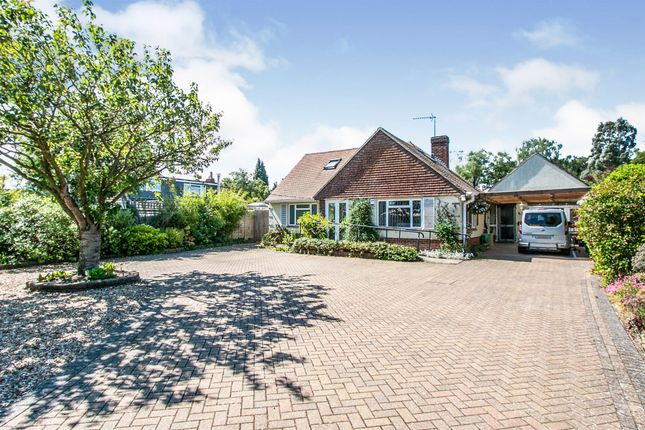 Thumbnail Detached bungalow for sale in Southern Avenue, West Moors, Ferndown