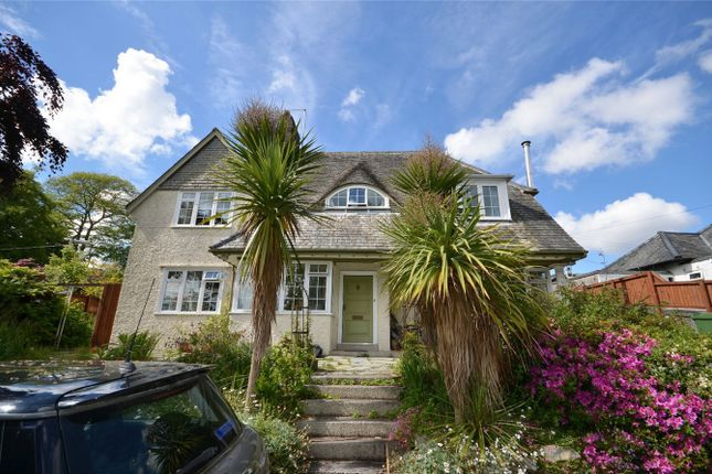 Thumbnail Detached house for sale in Tregolls Road, Truro, Cornwall