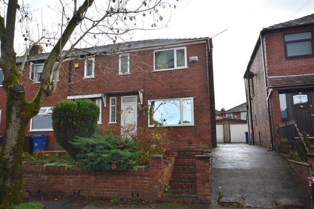 External of Hampden Road, Prestwich, Manchester M25