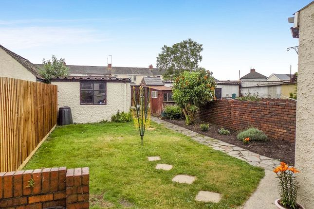 Thumbnail End terrace house for sale in Hospital Road, Port Talbot, Neath Port Talbot.