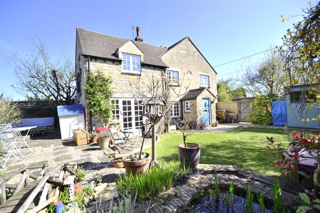 Thumbnail Semi-detached house for sale in Main Road, Long Hanborough, Witney
