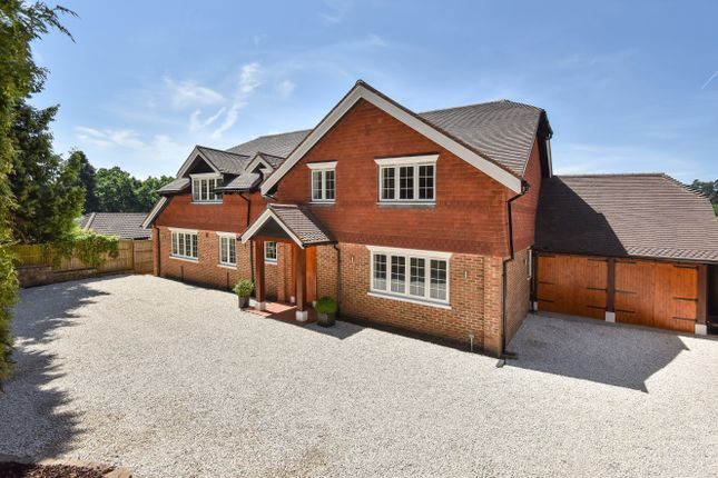 Thumbnail Detached house for sale in Farnham Lane, Haslemere