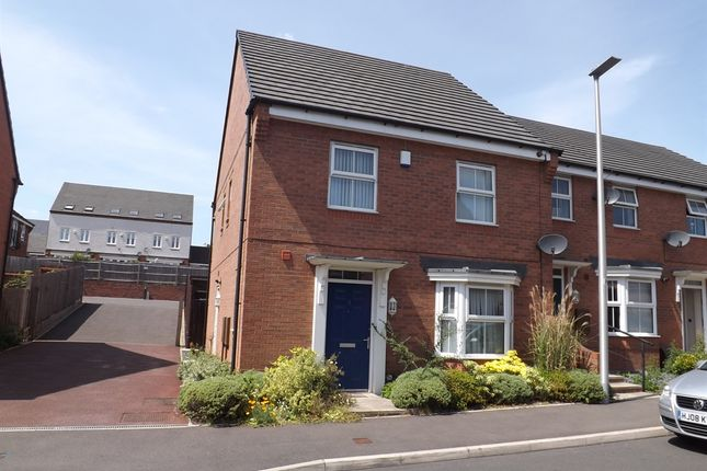 Thumbnail Detached house for sale in Marnham Road, West Bromwich
