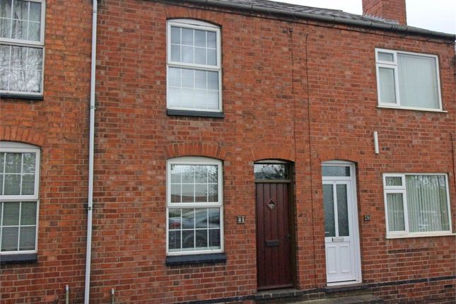 Terraced house to rent in Hedging Lane, Wilnecote, Tamworth, Staffordshire