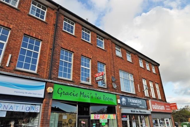 Thumbnail Flat to rent in New Road, Rednal, Birmingham
