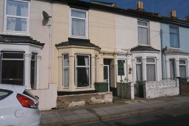 Thumbnail Property to rent in Landguard Road, Southsea