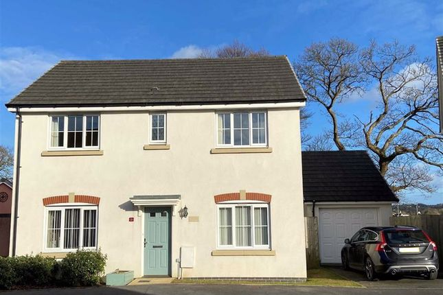 Thumbnail Detached house for sale in Redstone Court, Narberth, Pembrokeshire