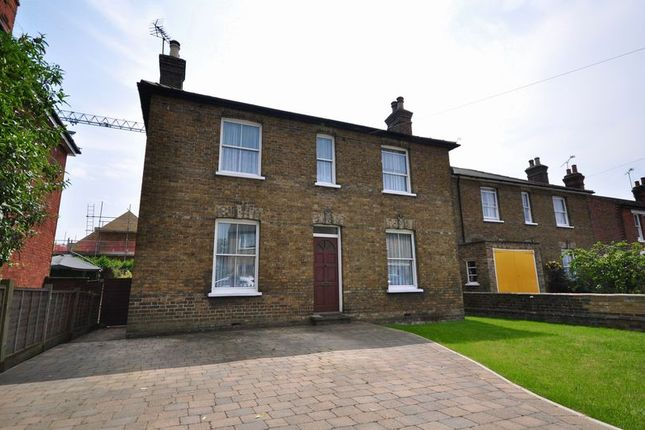Thumbnail Detached house for sale in Coval Lane, Chelmsford