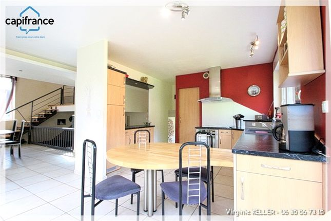 Thumbnail Detached house for sale in Alsace, Bas-Rhin, Wangenbourg Engenthal