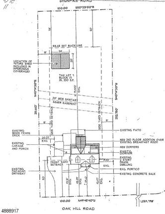 Thumbnail Land for sale in Chatham Township, New Jersey, United States Of America
