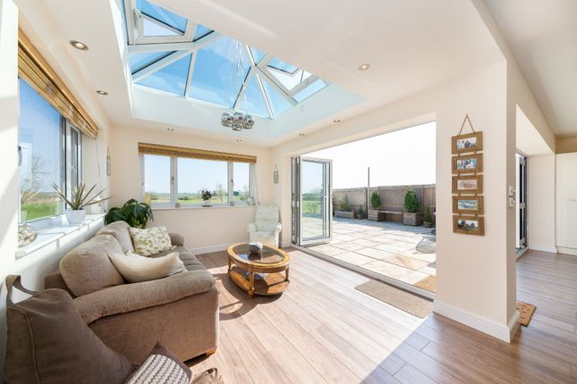 Thumbnail Detached house for sale in Bedford View, Manea, Cambridgeshire