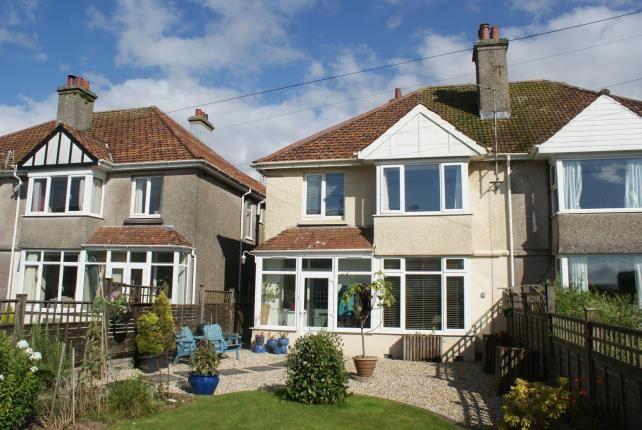 Thumbnail Semi-detached house for sale in Liskeard, Cornwall