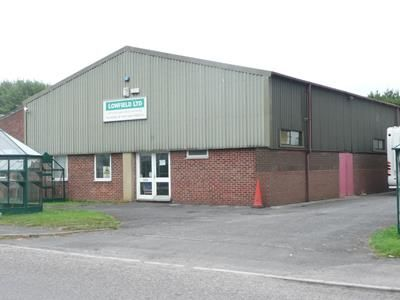 Thumbnail Light industrial for sale in Unit 17, Merlin Way, Bowerhill Industrial Estate, Melksham, Wiltshire