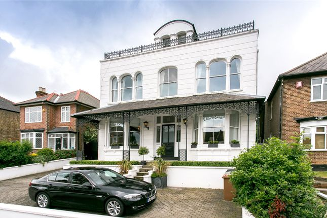Thumbnail Detached house for sale in Venner Road, London