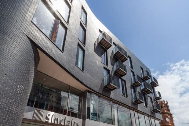 Thumbnail Flat to rent in Sinclair Building, Regent Street