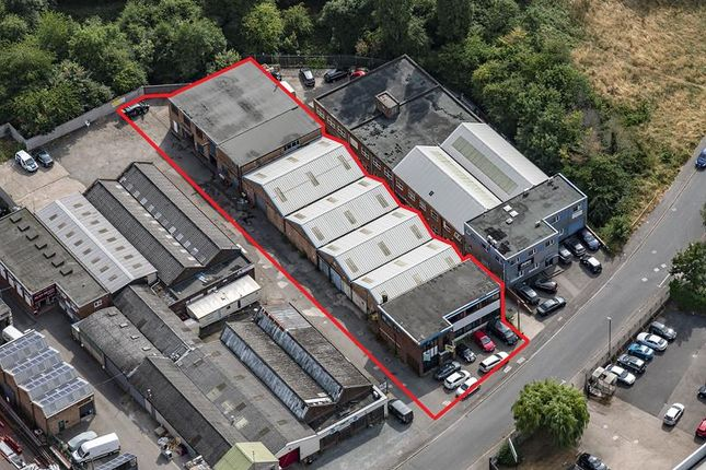 Thumbnail Light industrial to let in Burnsall Road, Coventry