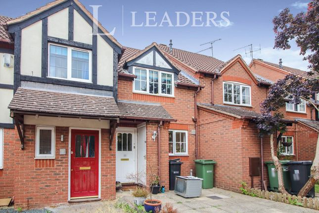 Thumbnail Terraced house to rent in Pippenfield, Worcester