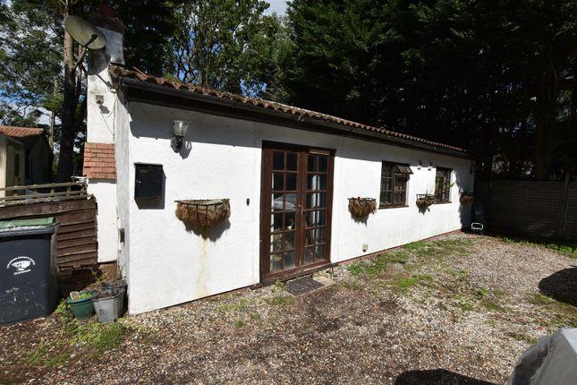 Thumbnail Detached bungalow for sale in Pledgdon Green, Henham, Bishop's Stortford