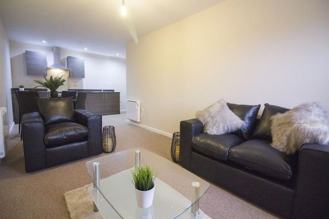 Thumbnail Flat to rent in Gregge Street, Heywood, Oldham