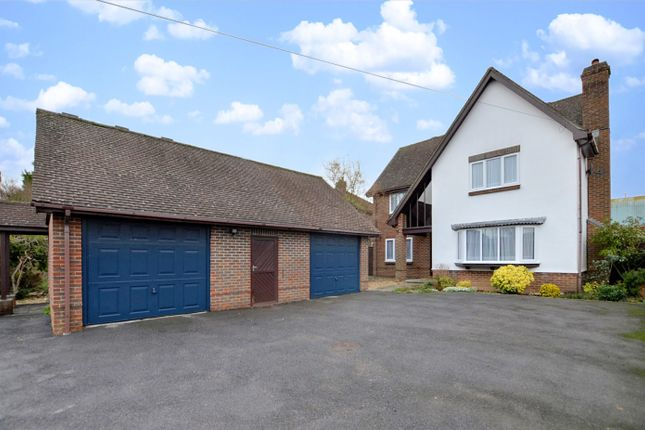 Thumbnail Detached house for sale in New Farm Road, Winchester, Hampshire