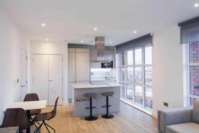 Living Area & Kitchen (Main)