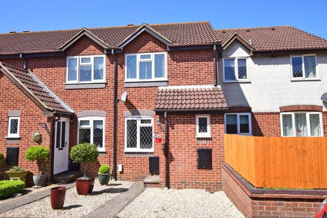 Thumbnail Terraced house to rent in Midas Close, Waterlooville