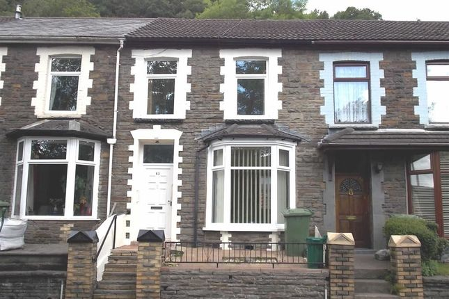 3 bed terraced house for sale in Berw Road, Pontypridd