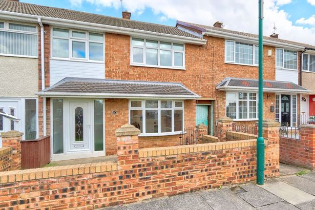 Thumbnail Terraced house to rent in Kirby Close, Eston