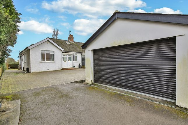 Thumbnail Semi-detached bungalow for sale in Cross Common Road, Dinas Powys