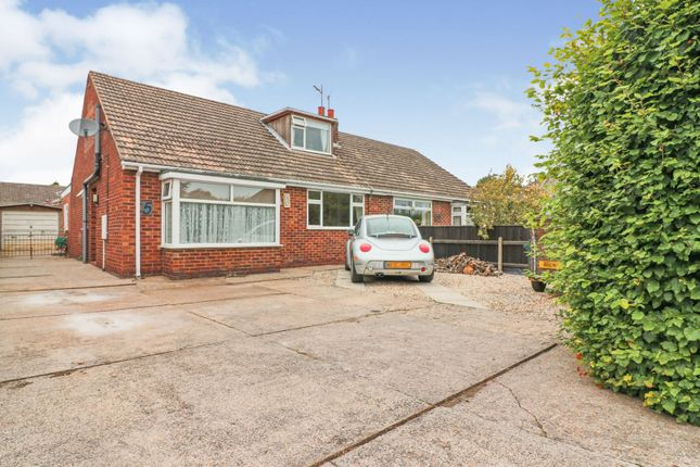 Thumbnail Semi-detached house for sale in Elm Road, Waltham Grimsby