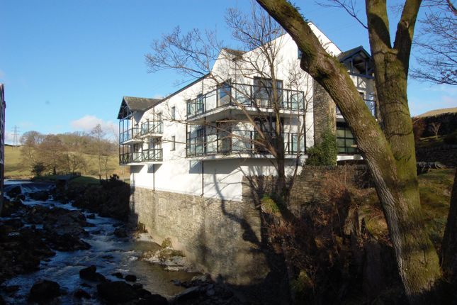 Thumbnail Flat for sale in 3 Haverigg, Burneside, Kendal, 9Hl