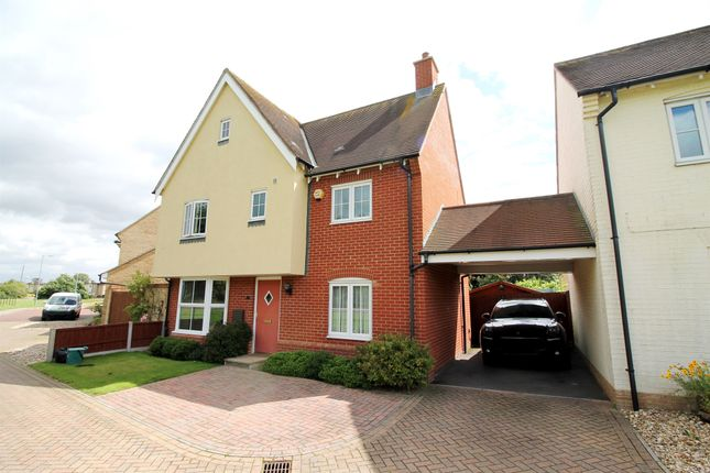 Thumbnail Link-detached house for sale in Berechurch Road, Colchester