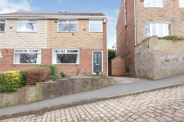 3 bed semi-detached house for sale in Elliottville Street, Sheffield, South Yorkshire S6