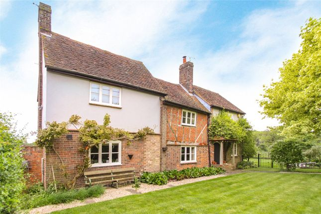 Thumbnail Detached house for sale in Chiltern Green, Bedfordshire