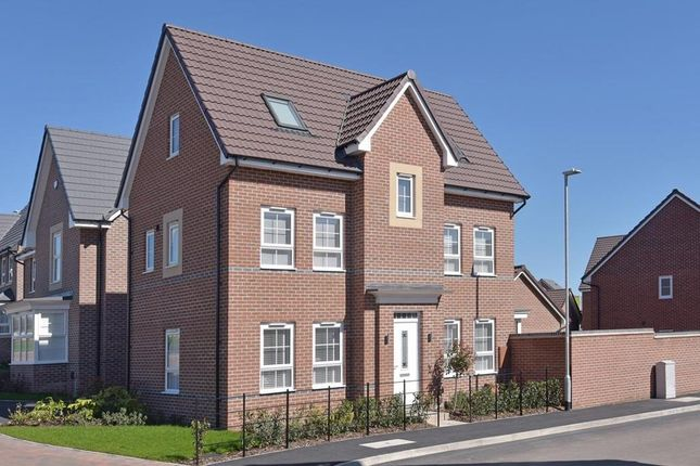"Thumbnail Detached house for sale in ""Hesketh"" at Rydal Terrace, North Gosforth, Newcastle Upon Tyne"