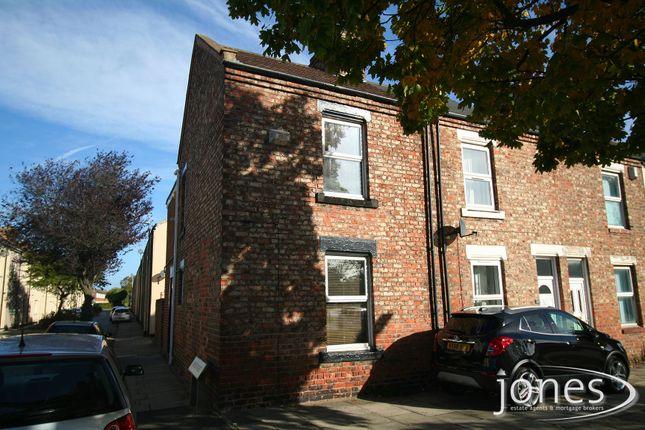 Thumbnail Terraced house to rent in Wren Street, Stockton On Tees