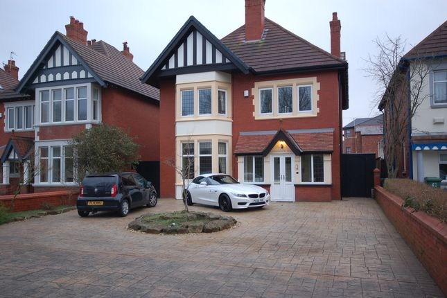 Thumbnail Detached house for sale in St. Annes Road East, St. Annes, Lytham St. Annes