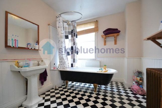 Thumbnail Town house to rent in West Street, Leicester