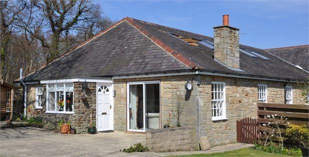 Thumbnail Semi-detached house for sale in Horseshoe Cottage, Shaws Lane, Hexham, Northumberland.