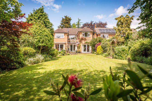 Thumbnail Detached house for sale in Burley Lane, Quarndon, Derby
