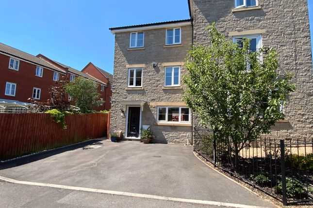 Thumbnail End terrace house for sale in Whitehall Avenue, Bristol