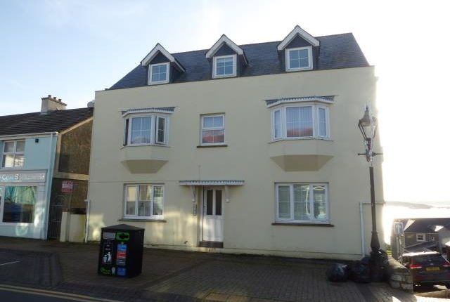 Thumbnail Flat to rent in Charles Street, Milford Haven