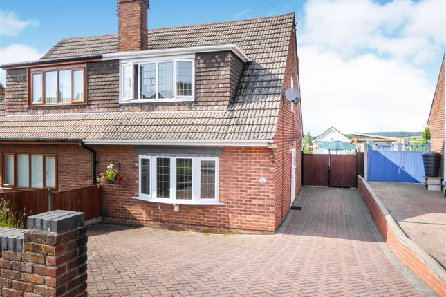 Thumbnail Property for sale in Winchester Drive, Midway, Swadlincote