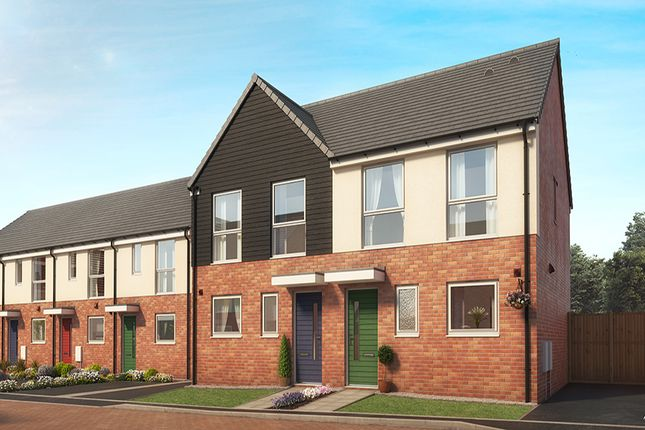 """Thumbnail Property for sale in """"The Cayton"""" at Little Eaves Lane, Stoke-On-Trent"""