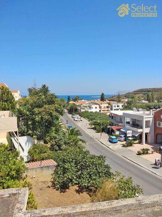 Thumbnail Land for sale in Agioi Apostoloi, Chania, Crete, Greece