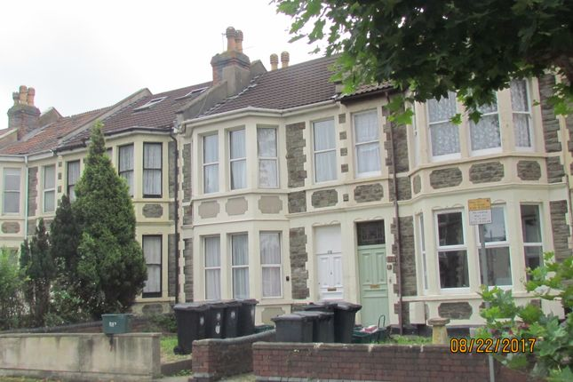 Thumbnail Terraced house to rent in Fishponds Road, Bristol