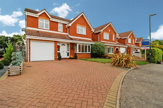 Thumbnail Detached house for sale in Calpurnia Avenue, Heathcote, Warwick